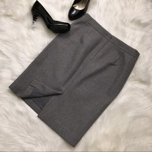 J. Crew Skirts - J. Crew No. 2 pencil skirt